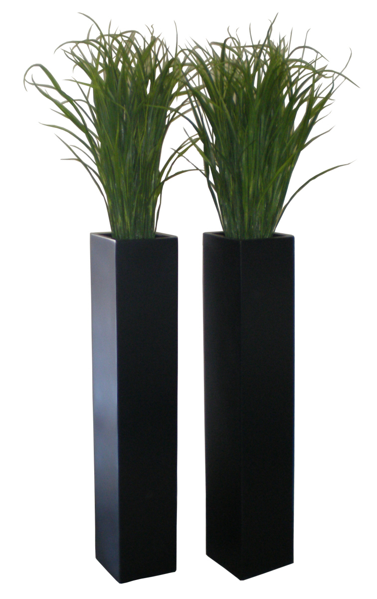 Tall Tapered Planters | Rectangle Planter | Tall Planters