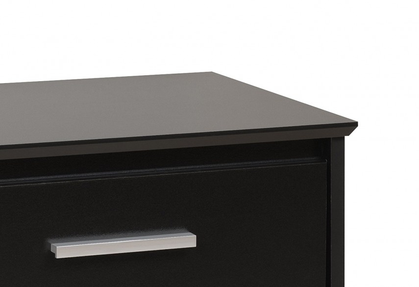Tall Thin Nightstand | Tall Nightstands | Round Bedside Table
