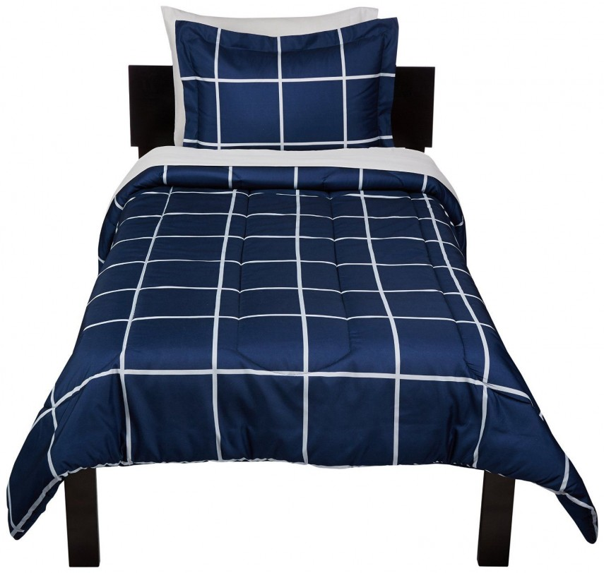 Target Grey Comforter | Navy Blue Comforter | Wayfair Bedding