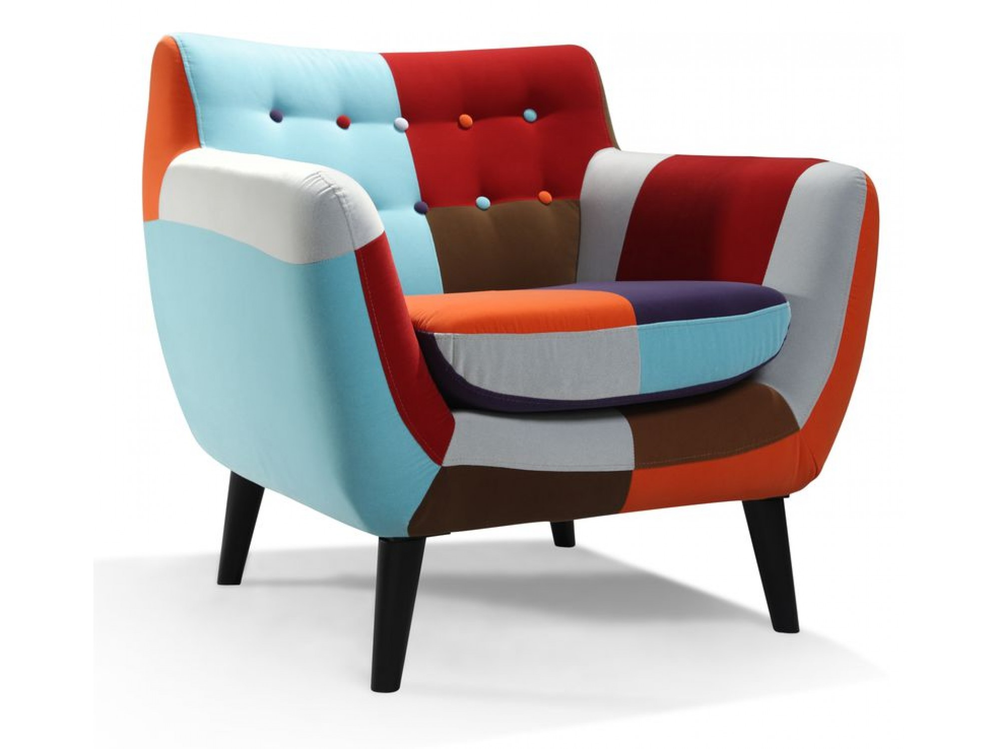 Teal Accent Chairs | Upholstered Occasional Chair | Occasional Chairs
