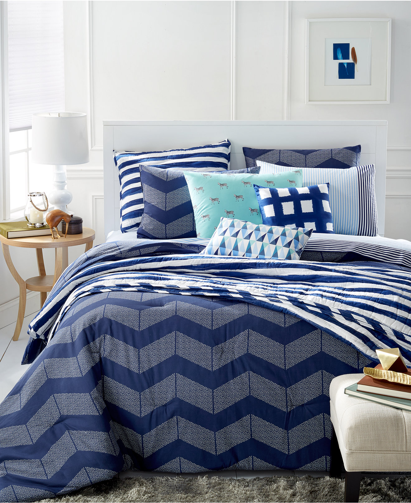 Navy blue and tan bedding - Teal Comforter Sets Navy Blue Comforter Coral Comforter Set