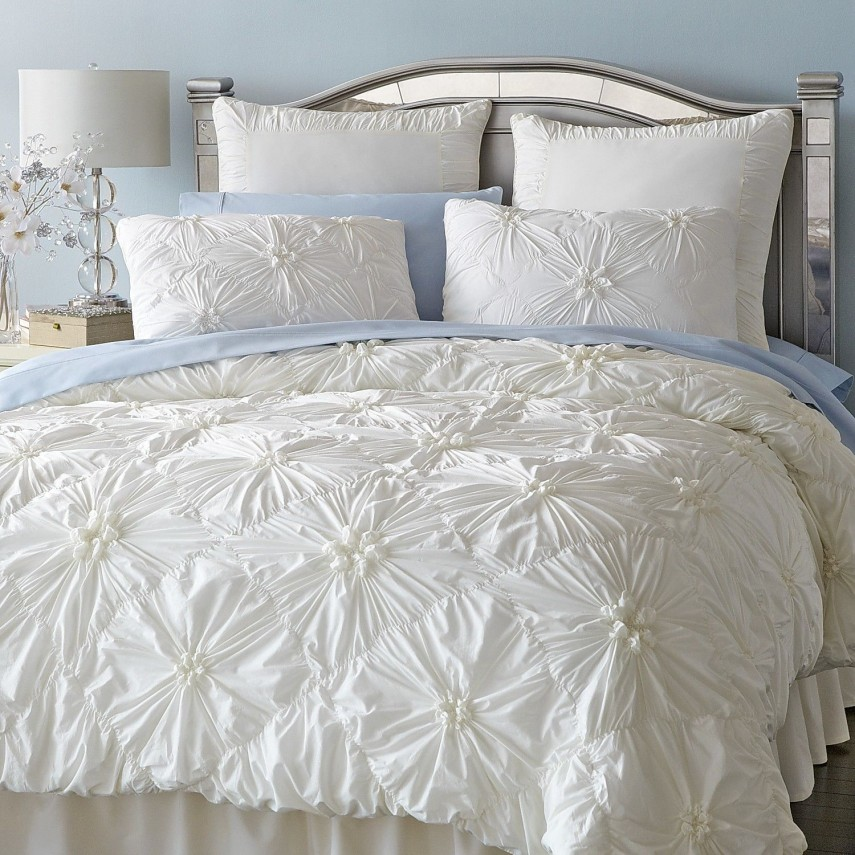 Textured Duvet Covers | White Duvet Cover Queen | Marshalls Duvet Covers