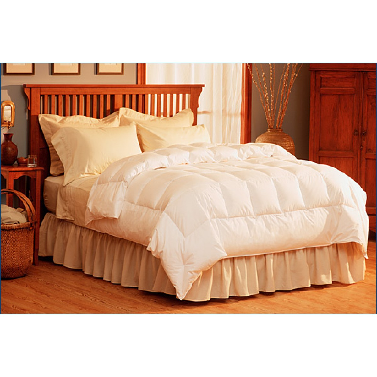 Thin Comforter | Costco Bedding | Pacific Coast Comforter