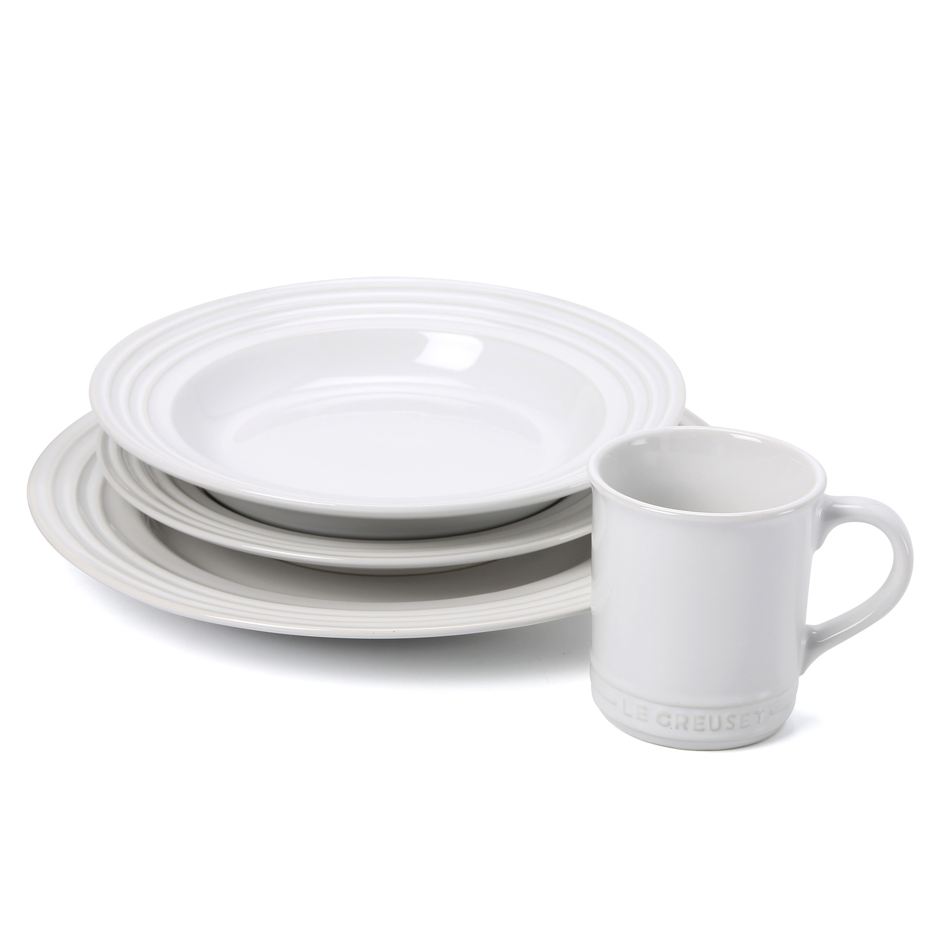 Threshold Dinnerware Set | Stoneware Dinnerware Sets | Square Dinnerware Sets