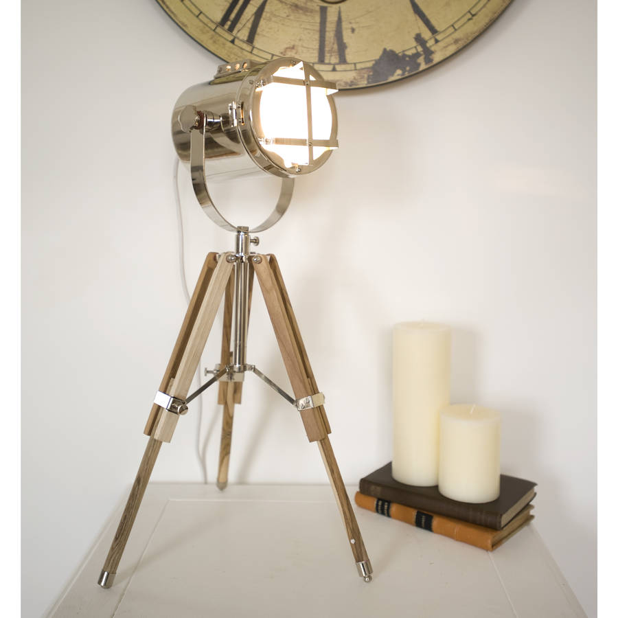 Threshold Lamp Target | Tripod Lamp | Large Tripod Floor Lamp