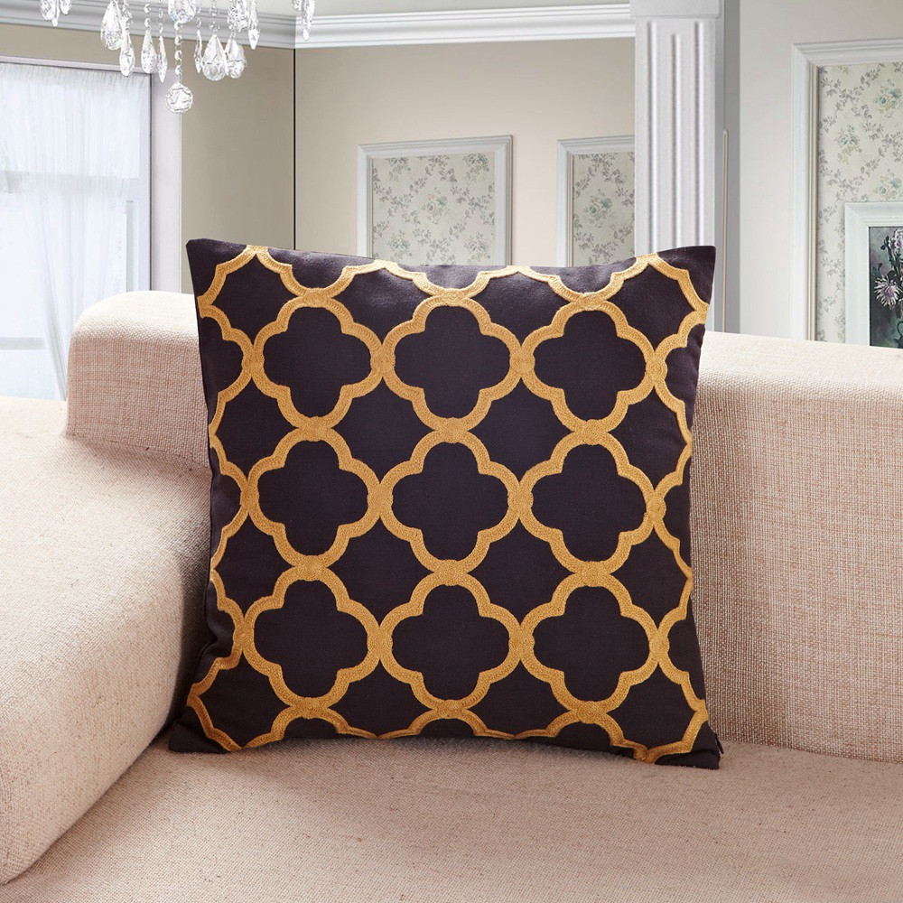 Throw Pillows for Sofa | Gold Throw Pillows | Pier One Pillows