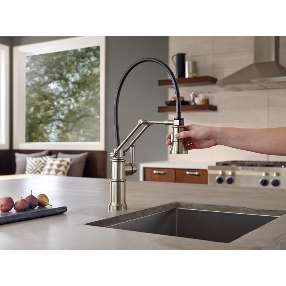 Touchless Faucet Kitchen | Brizo Reviews | Brizo Kitchen Faucets