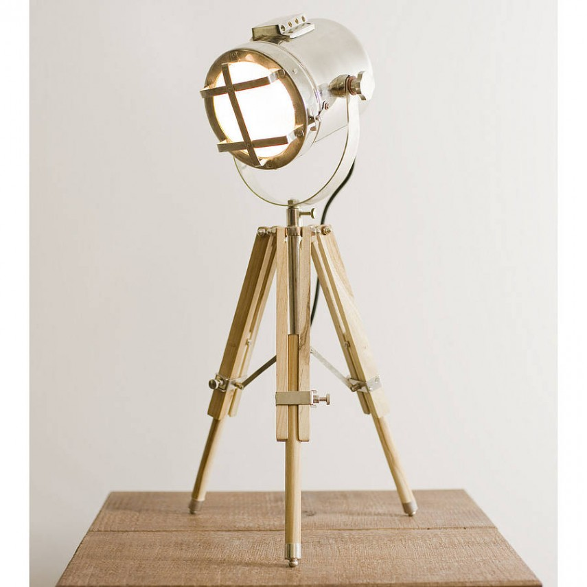 Tripod Lamp | Floor Tripod | Cb2 Floor Lamp