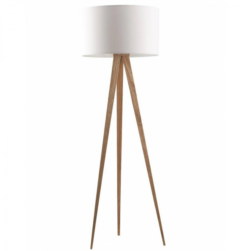 Tripod Lamp | Surveyor Tripod | Arm Floor Lamp