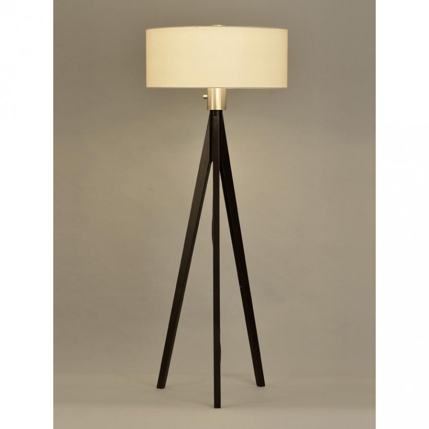 Tripod Lamp Wood | Tripod Lamps | Tripod Lamp