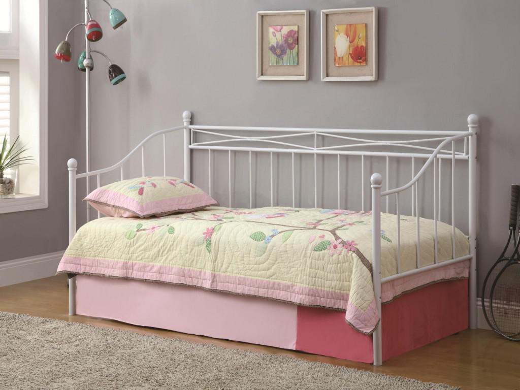 Trundle Beds for Sale | Full Size Daybed with Trundle | Full Size Daybed with Pop Up Trundle