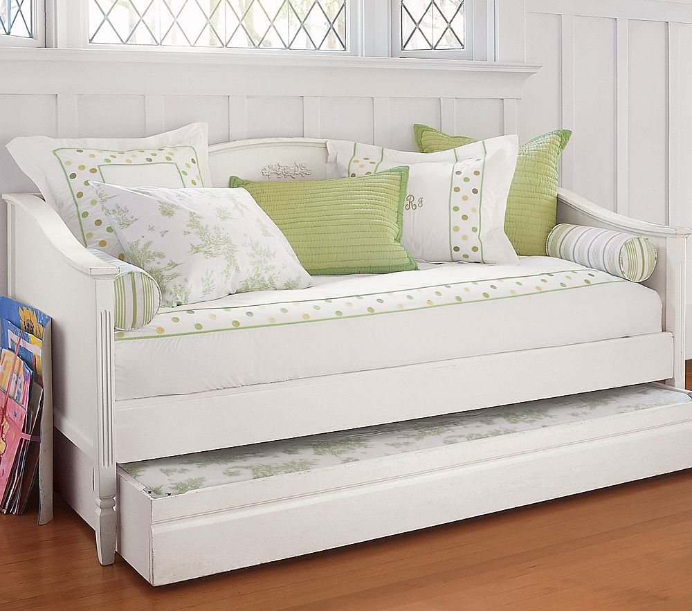 Trundle Beds | Pottery Barn Daybed | Full Size Daybed with Trundle