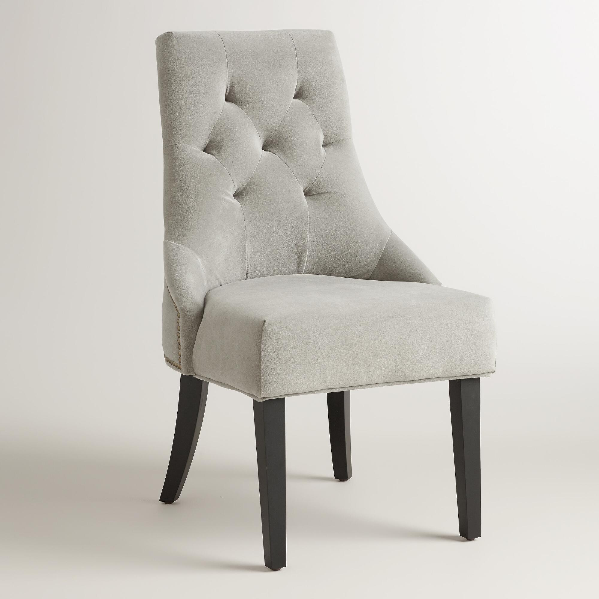 Tufted Chair | Tufted Accent Chairs | Tufted Leather Club Chair
