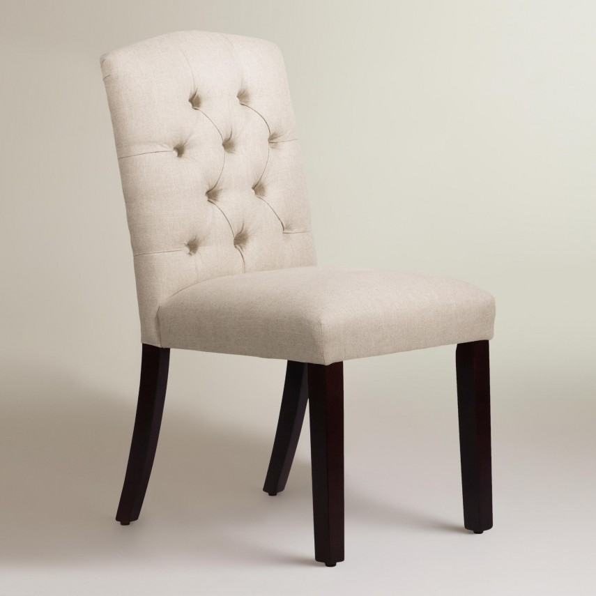 Tufted Dining Chair | Dining Room Arm Chairs | Rattan Dining Chair