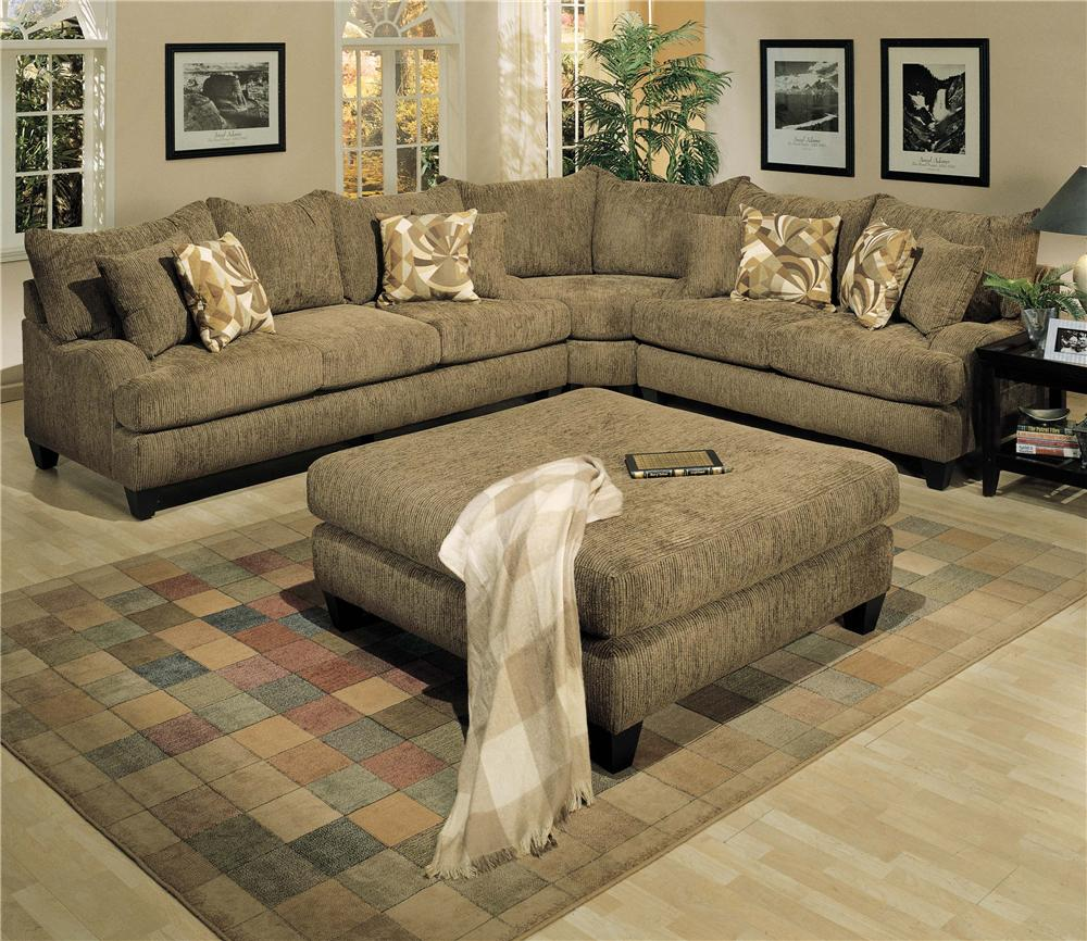 Tufted Sectional Sofa | Large Sectional Sofas | Sleeper Sectional Sofa