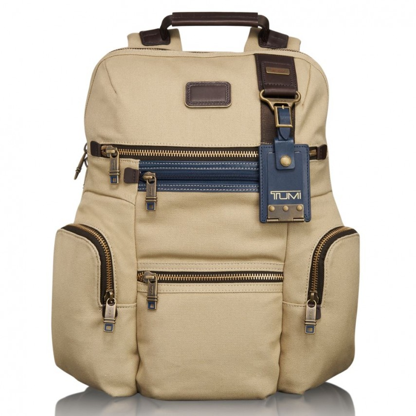 Tumi Alpha Bravo Knox Backpack | Tumi Alpha Bravo | Tumi Alpha Backpack