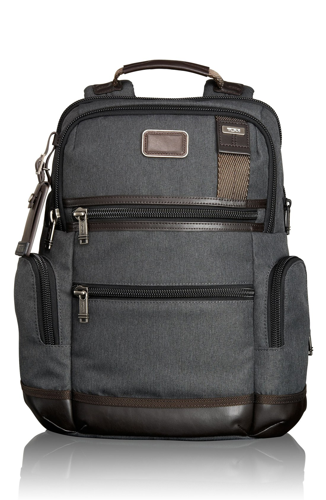 Tumi Knox Backpack Review | Tumi Alpha Bravo | Tumi Alpha Bravo Lejeune Backpack