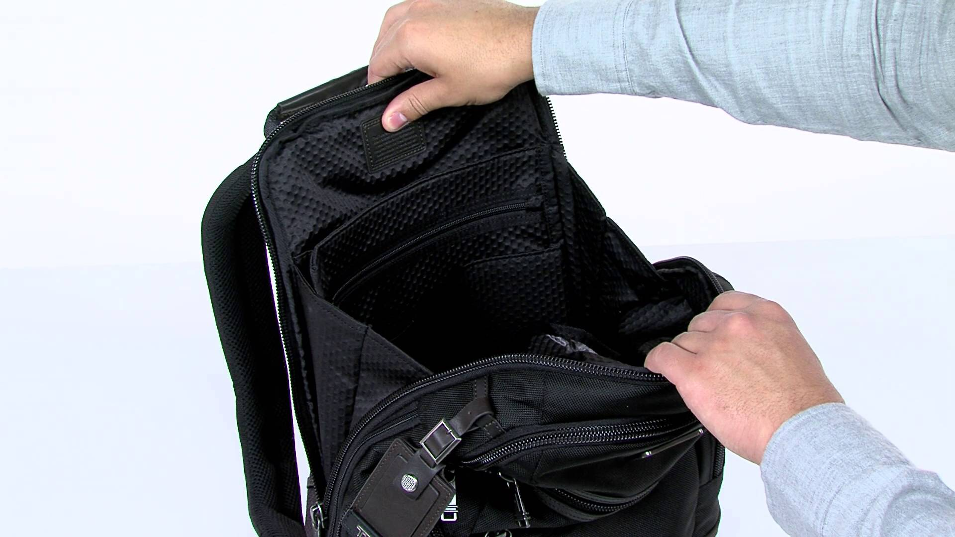 Tumi T Pass Backpack Review | Tumi Travis Backpack | Tumi Alpha Bravo