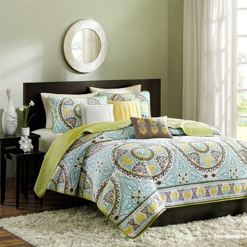 Turquoise Comforter | Queen Bedding Sets | Macys Down Comforter