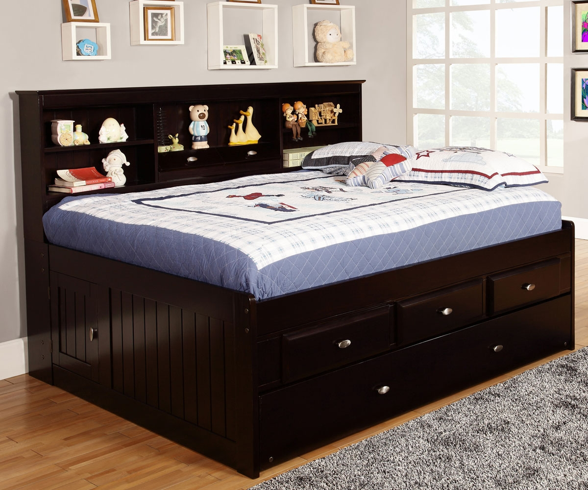 Twin Daybed | Small Daybed | Full Size Daybed with Trundle
