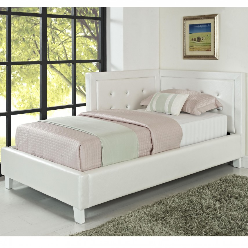 Twin Daybed With Trundle | Full Daybed | Full Size Mattress Daybed Frame