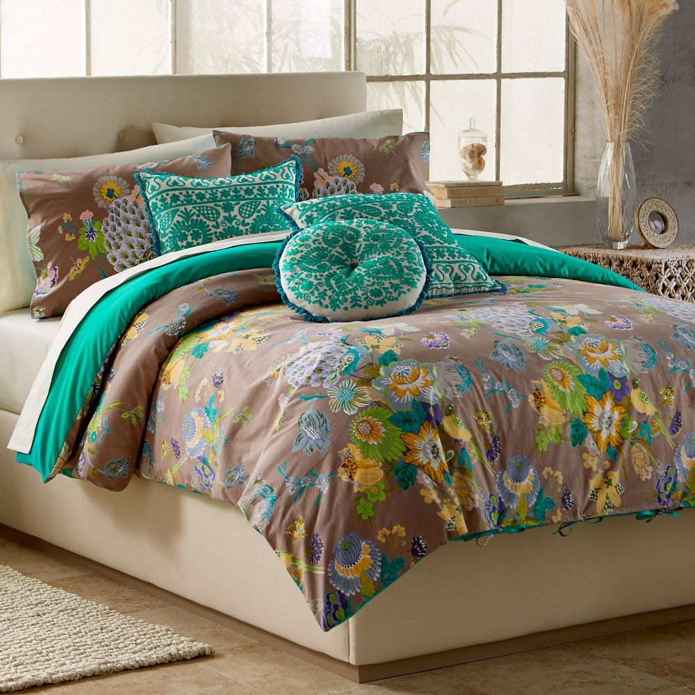 Twin Peacock Bedding | Peacock Bedding | Peacock Alley Outlet