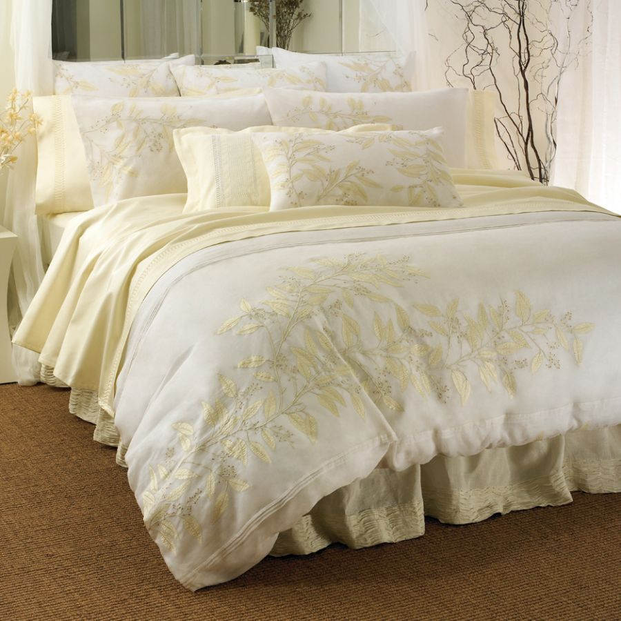 Twin Xl Duvet Cover | Queen Duvet Covers | Champagne Duvet Cover