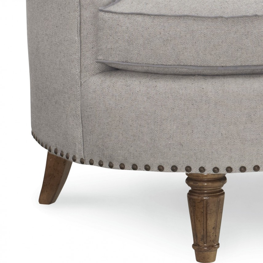 Upholstered Arm Chair | Tufted Chair | Tufted Chair Pads