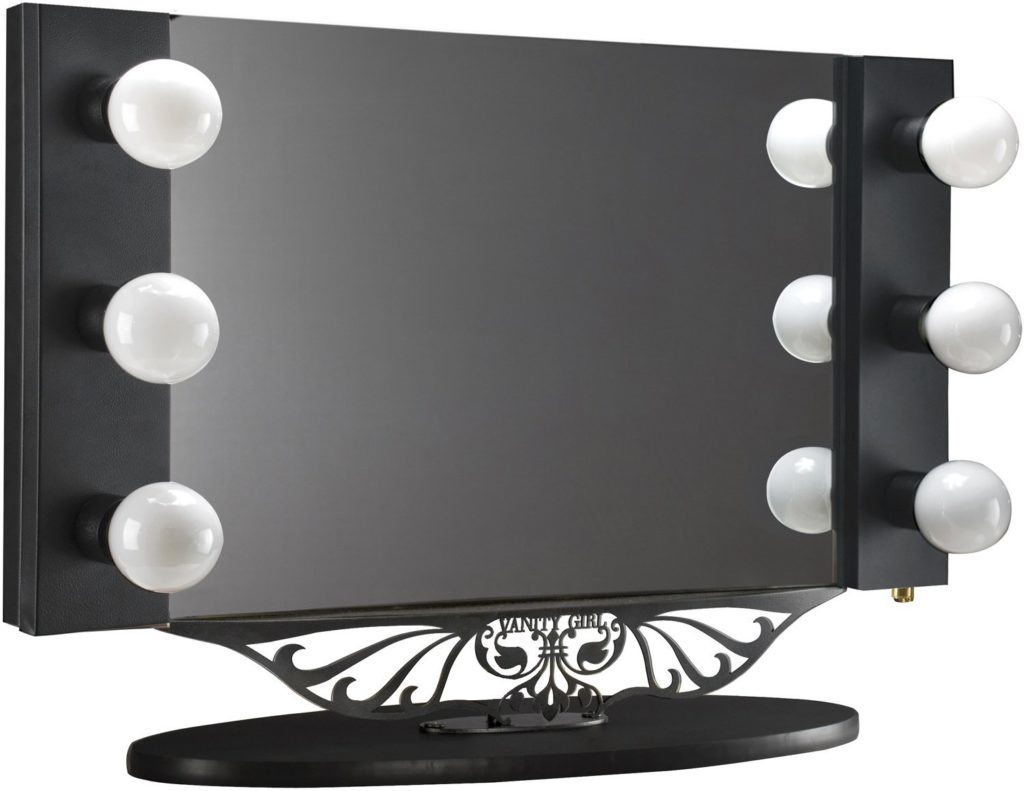 Vanity Desk with Lighted Mirror | Cheap Vanity Mirrors | Best Lighted Makeup Mirror