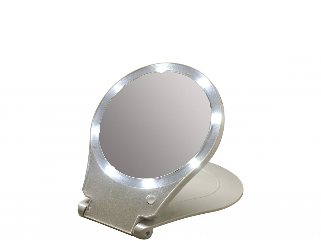 Vanity Mirror with Light Bulbs | Best Lighted Makeup Mirror | Vanity Desk with Lighted Mirror