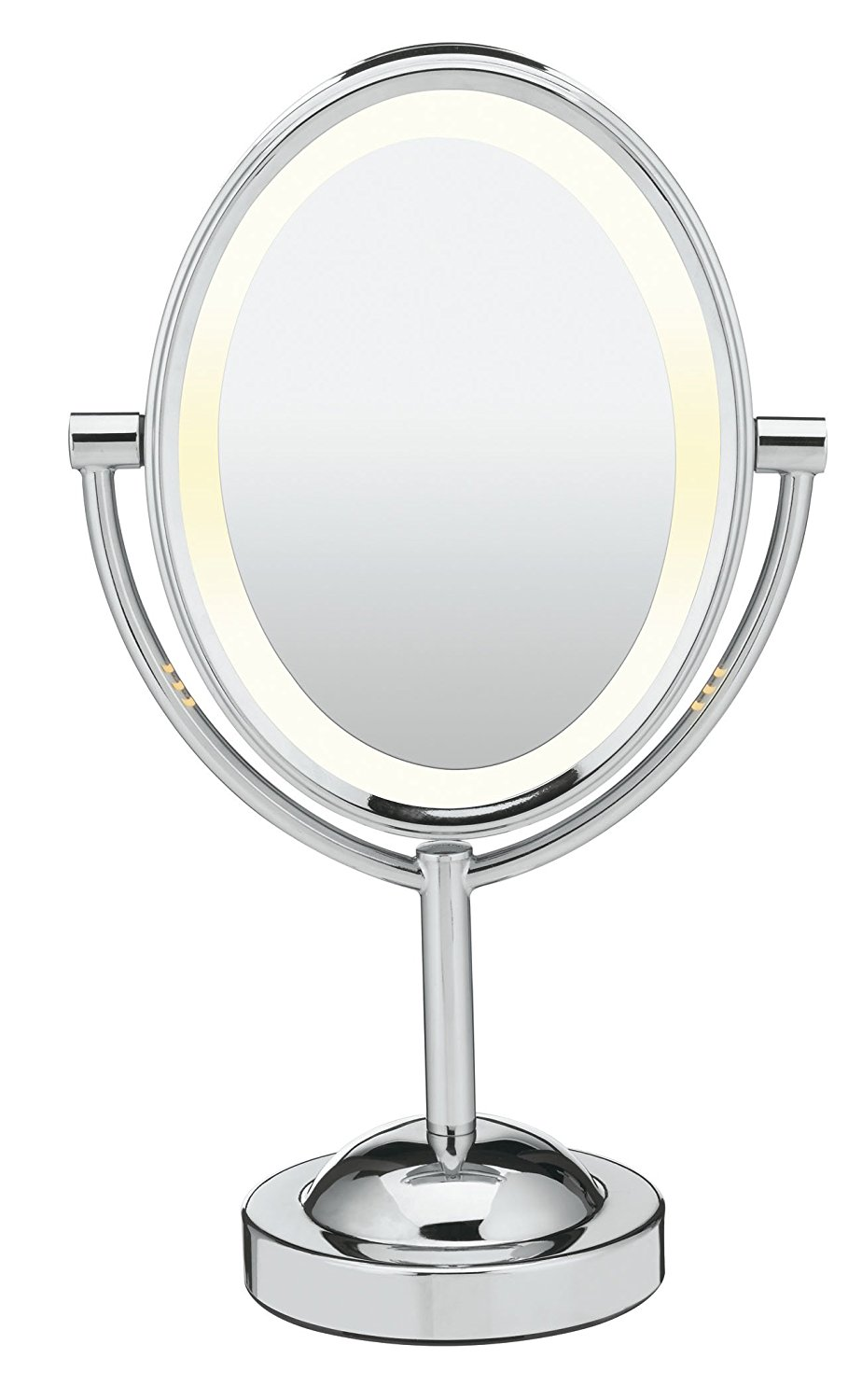 Vanity with Lighted Mirror | Lighted Travel Mirror | Best Lighted Makeup Mirror