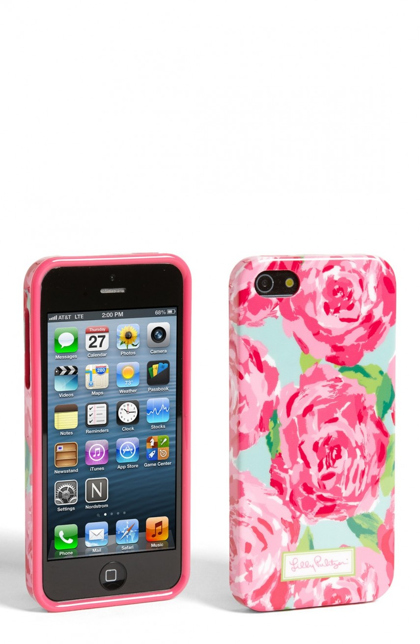 Vera Bradley Phone Covers | Lilly Pulitzer Phone Case | Iphone 5 Case Lilly Pulitzer