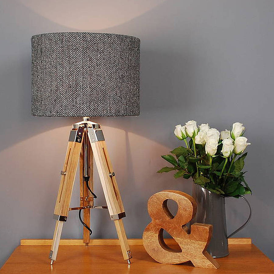Awesome Tripod Lamp for Interior Lighting Ideas: Vintage Tripod Lamp | Floor Lamps Tripod | Tripod Lamp