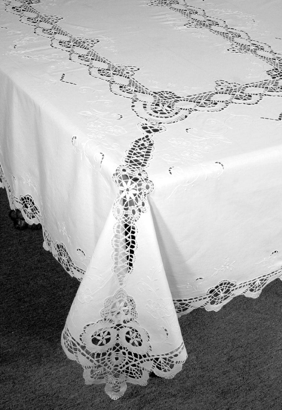 Vinyl Tablecloths | Tablecloth Target | Lace Tablecloths