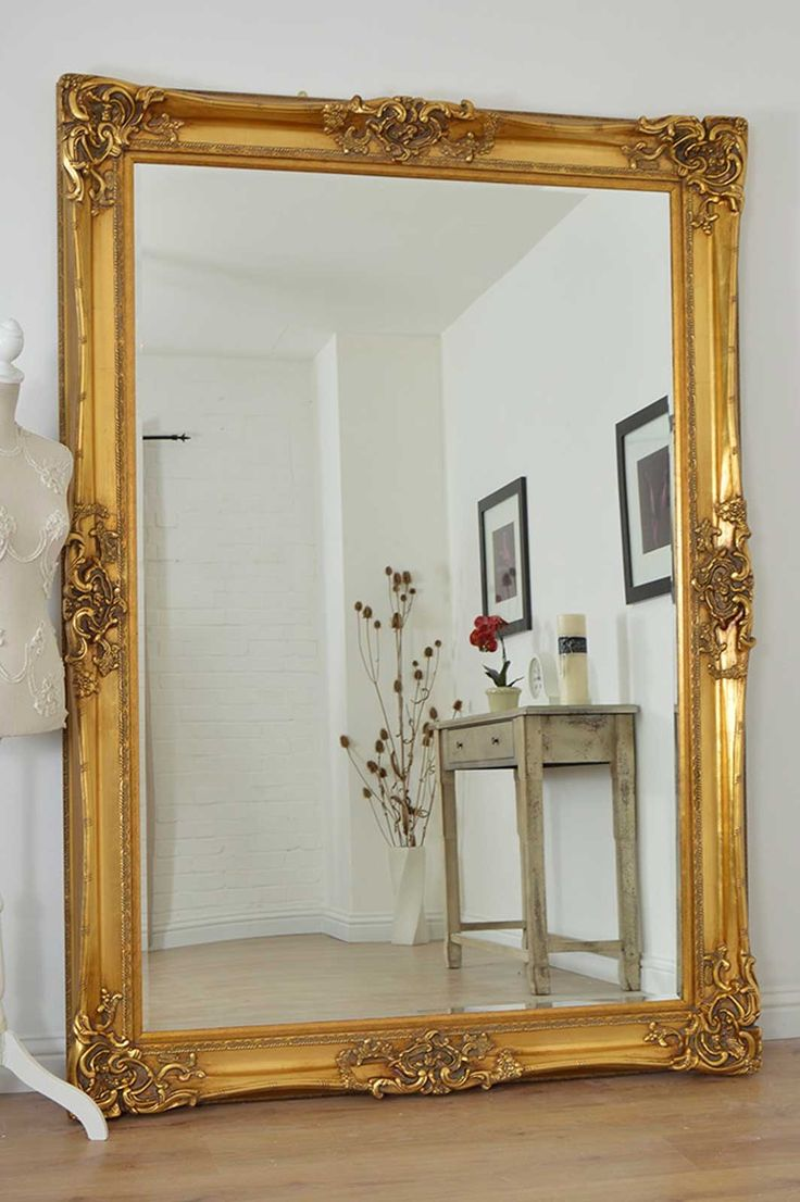 Wall Leaning Mirrors | Oversized Mirrors | Venetian Glass Mirror