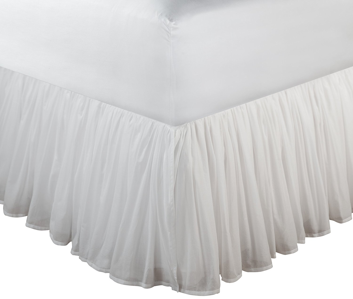 Walmart Bed Skirts | Bed Skirts Queen | Linen Dust Ruffle