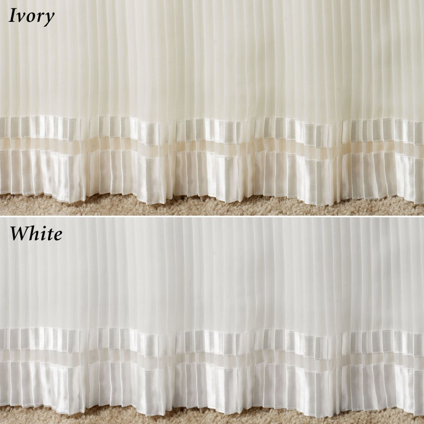 Walmart Bed Skirts | Bed Skirts Queen | White Queen Bed Skirt
