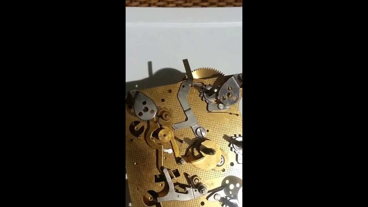 Waltham Quartz Clock | Regulator Clock Parts | Howard Miller Clock Parts