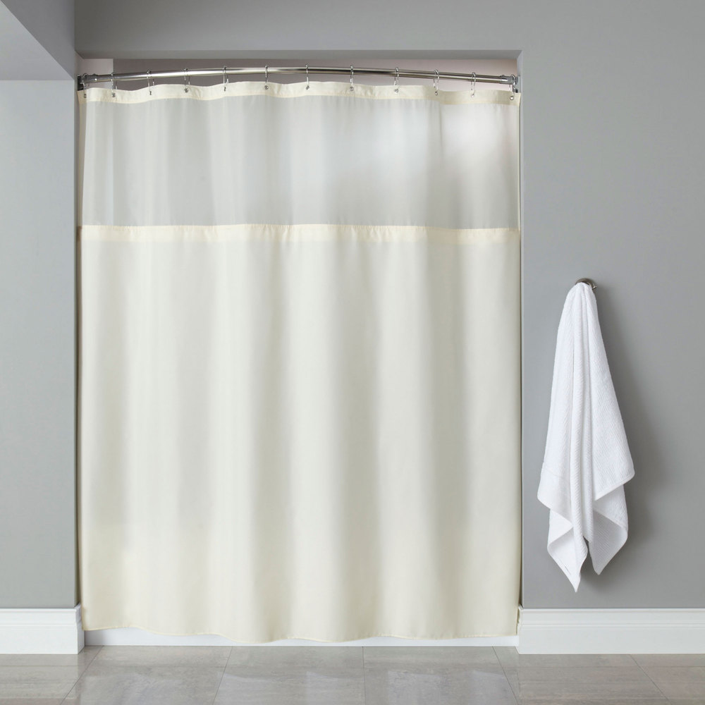 Washable Shower Curtain Liner | Shower Curtain Liners | Shower Curtain Liner