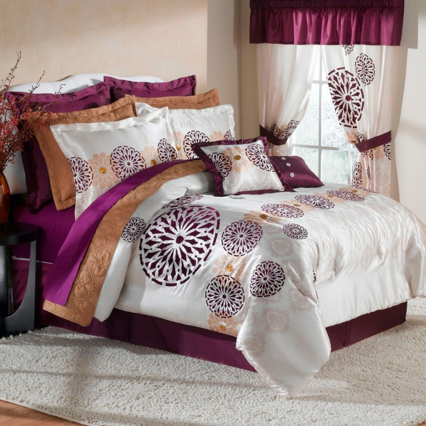 Wayfair Comforter Sets | Queen Quilted Bedspreads | Queen Bedspreads