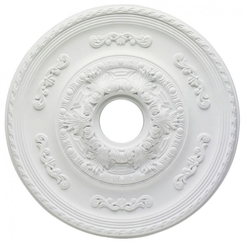 Westinghouse Ceiling Medallions | Ceiling Medallion Size | Ceiling Medallion