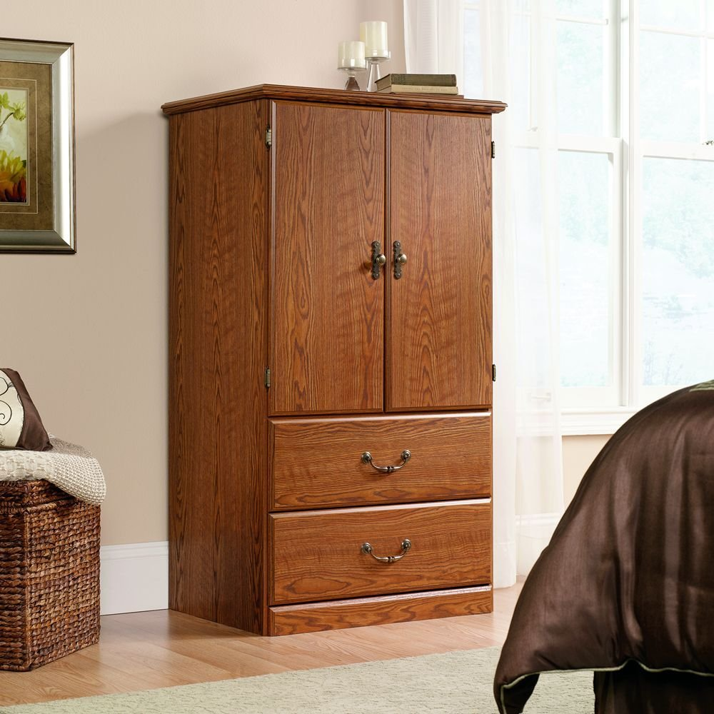 White Armoire Wardrobe Bedroom Furniture | Armoire Furniture | Furniture Armoire