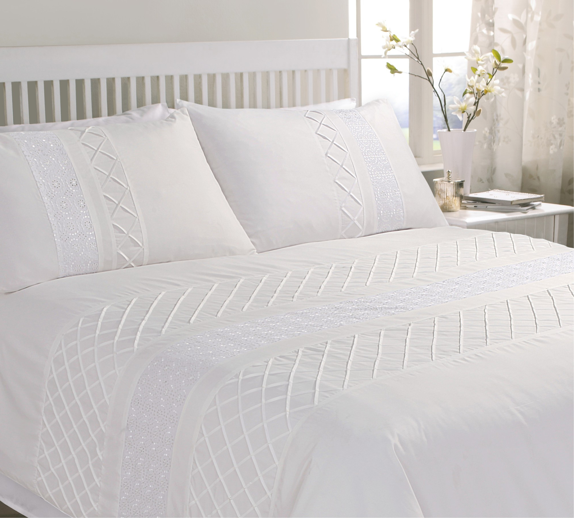 White Duvet Cover Set | Urban Outfitters Comforters | White Duvet Cover