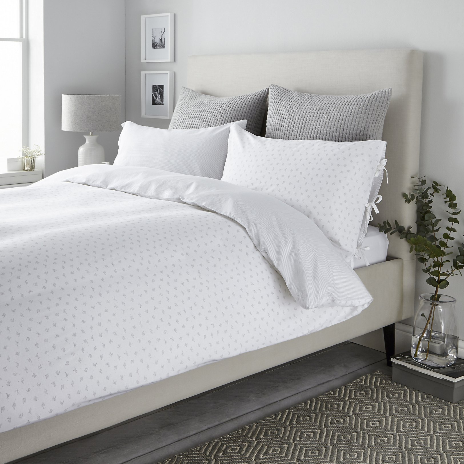 White Duvet Cover | White Company Duvet Cover | King Size White Duvet Cover Set