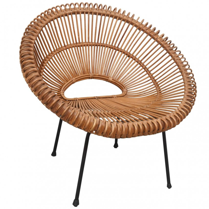 Wicker Circle Chair | Rattan Chair | Rattan Dining Chairs Ikea