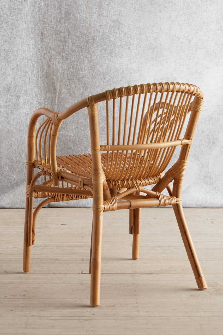 Wicker Desk And Chair | Rattan Outdoor Chairs | Rattan Chair