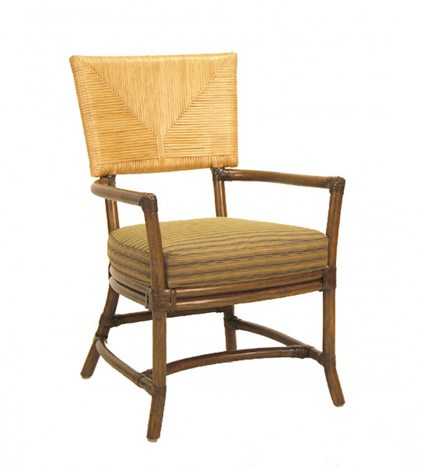 Wicker Occasional Chair | Rattan Chair | French Rattan Bistro Chairs