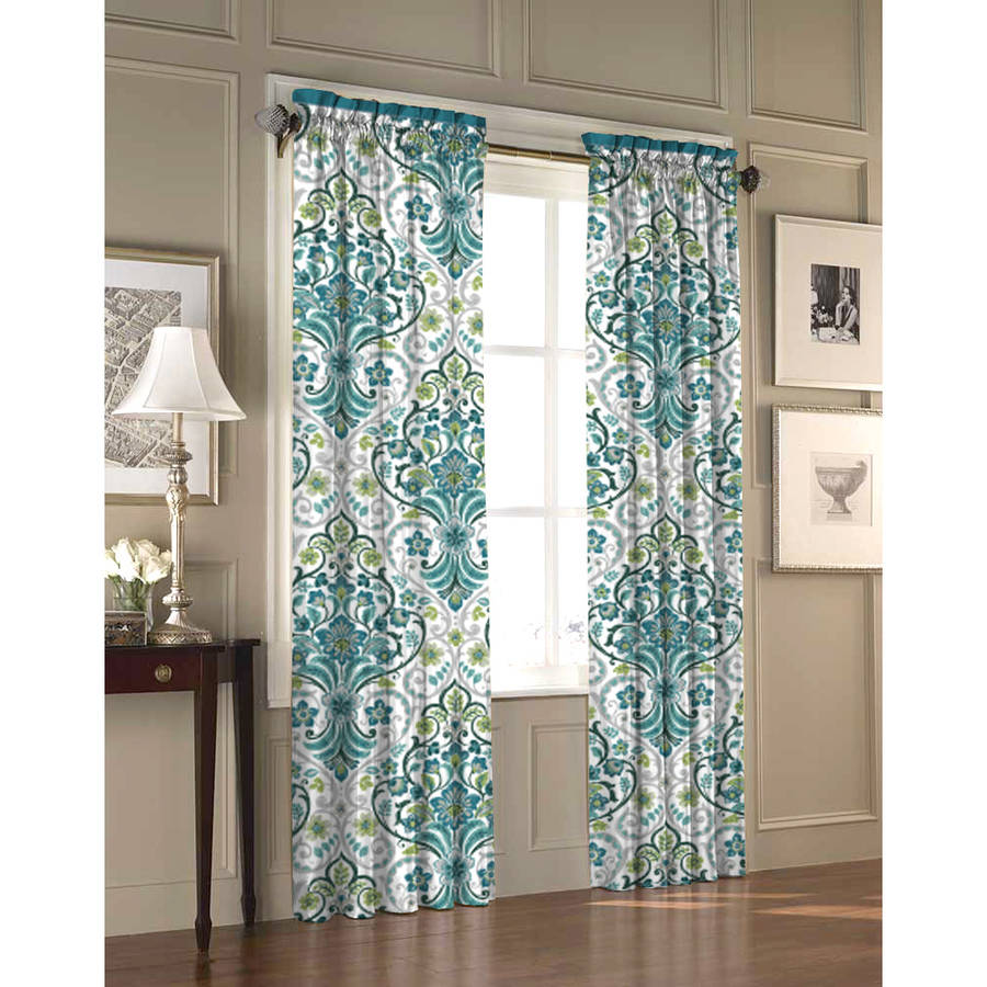 Window Drapes | Curtains Walmart | Corner Window Drapes