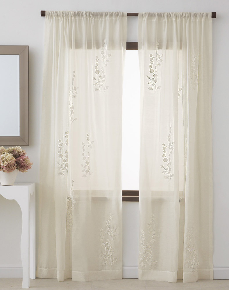 Window Drapes | Drapes and Valances Window Treatments | Jcpenney Kitchen Curtains