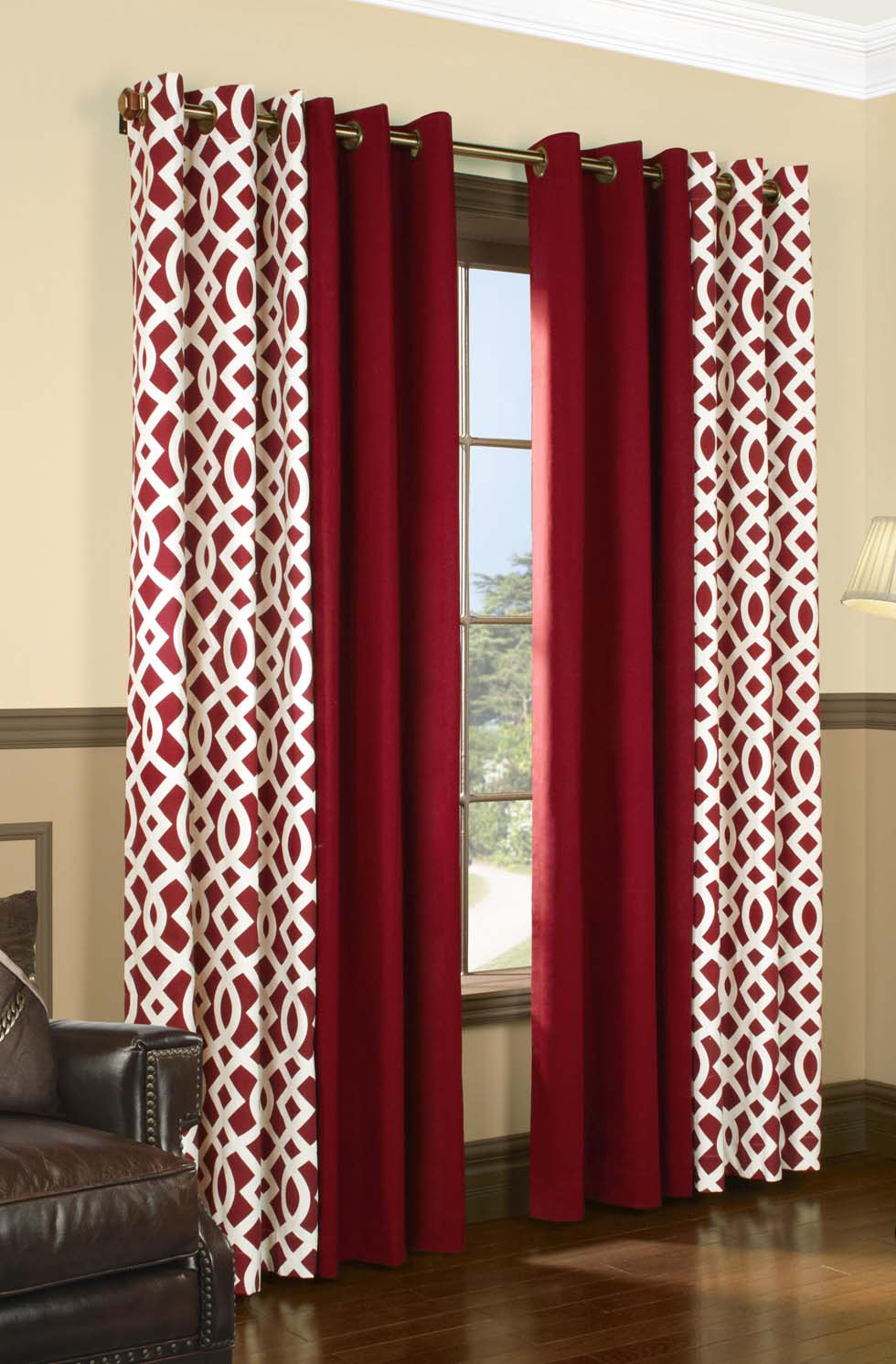 Window Drapes | Drapes for Windows Living Room | Sears Curtains